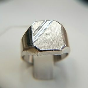 Men's Ring 14mm size 7 8 9 10 11 12 13